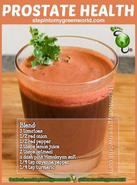 "A prostate health smoothie ❥➥❥  Packed with Antioxidants. According to Linus Pauling Institute in Oregon: ""Prostate cancer is the second leading cause of cancer deaths in American men.""  Will YOU try making it? For all the details: http://www.stepintomygreenworld.com/healthyliving/prostate-health-smoothie/  ♥Like✔""Share""✔Tag✔Comment✔Repost✔God Bless♥   ℒℴѵℯ / Thanks ➸ Step In2 My Green World ♡ ♥ ♡ pinned with Pinvolve - pinvolve.co"