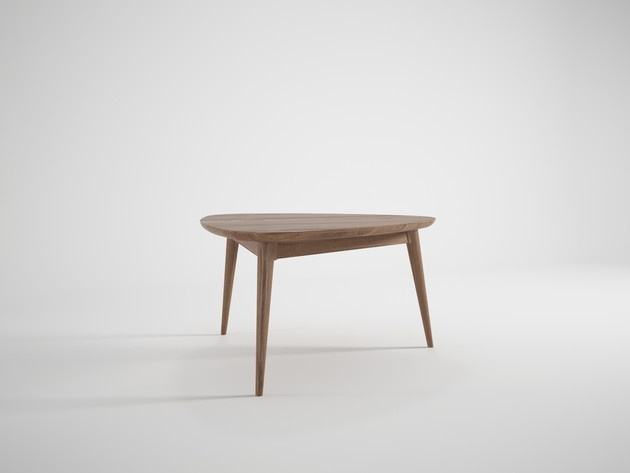 Karpenter 'Vintage' Tripod Coffee Table
