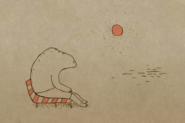 Another transient day at the beach...... In this animated short Malcolm Sutherland lovingly pokes fun at the transient yet timeless life of the beach tourist.  Animated ink on paper, made in 2007.