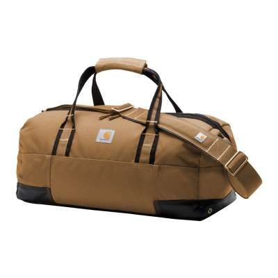 "Wet and cold season is just around the corner, and we should be ready once it rolls out. This Carhartt 20"" Legacy 100291 02 Brown Water-Resistant Gear Bag is here to the rescue! #Carhartt #WorkingPerson #brandsthatwork #backpack #organization https://workingperson.com/carhartt-legacy-100291-02-gear-bag.html?utm_medium=social&utm_source=Pinterest100291"