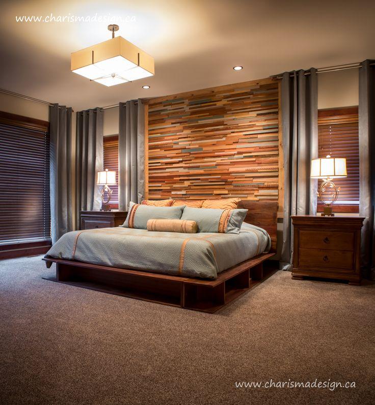 Rustic Modern New Construction | Charisma, the design experience - Interior Design in Winnipeg