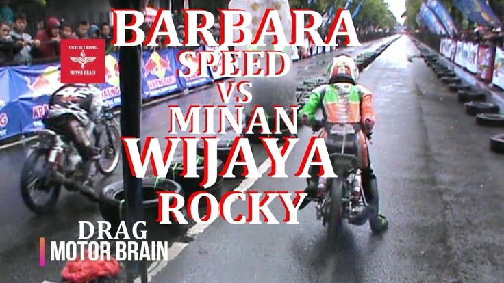 TROUBLE ! Team BARBARA SPEED Gigit Jari vs COCO MINAN WIJAYA ROCKY | VID...