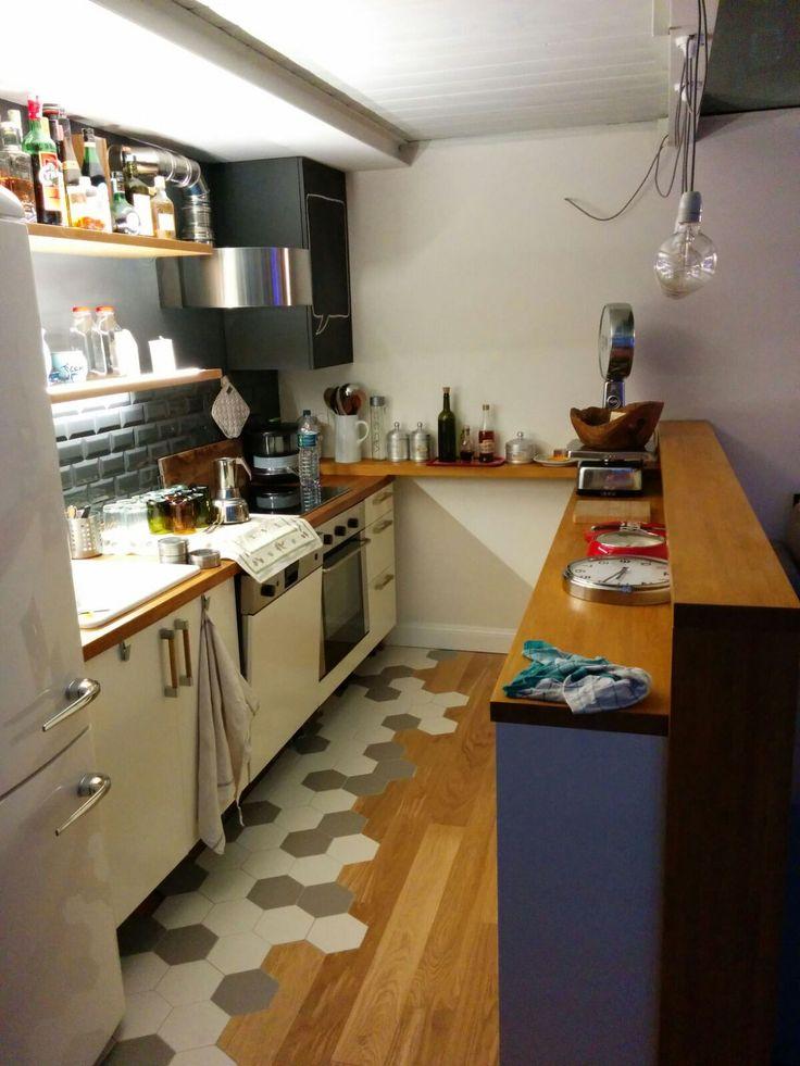 Oltre 1000 idee su piastrelle da cucina su pinterest - Piastrelle esagonali cucina ...