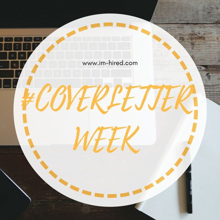 Two #blog posts this week, I am feeling generous! Learn to write a perfect cover letter to add to your next #application.      Get #hired with my career advice