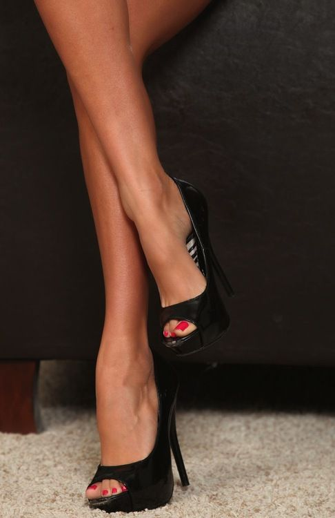 Louboutins...Naturally! It's all about how the make you feel. Heels change your attitude. Agreed?