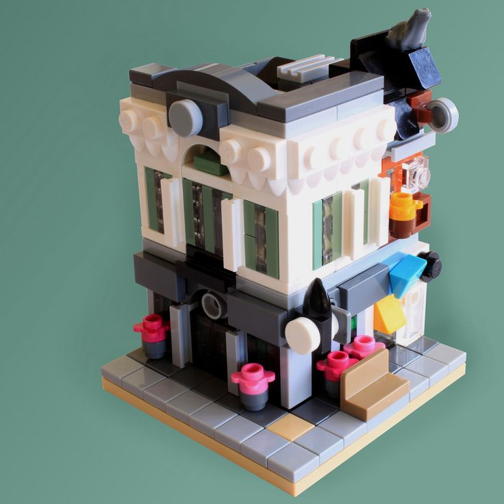 lego city bank instructions