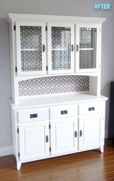 Bonita actualización de un mueble parecido al mío