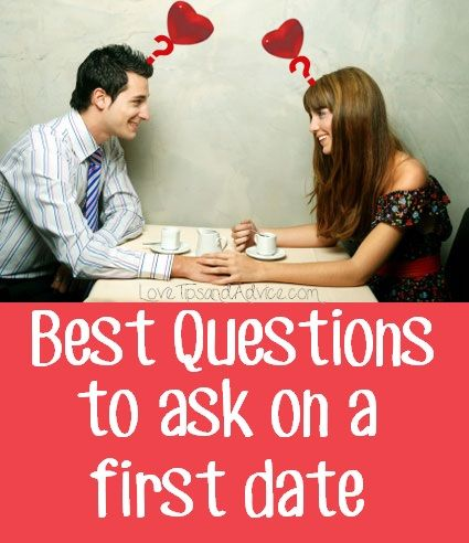 40 First Date Questions That are Foolproof