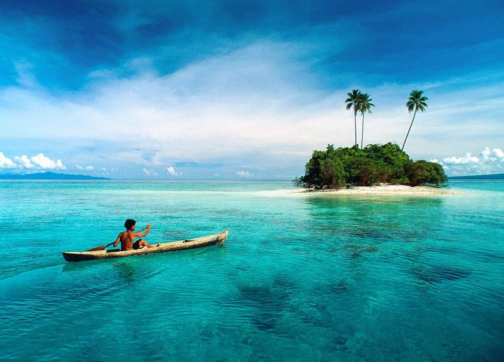 The Soloman Islands