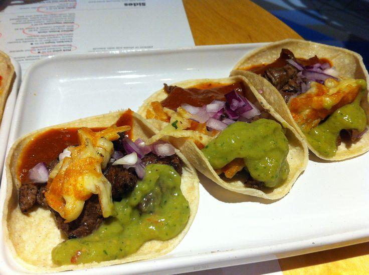 A taste of Mexico! @Wahaca