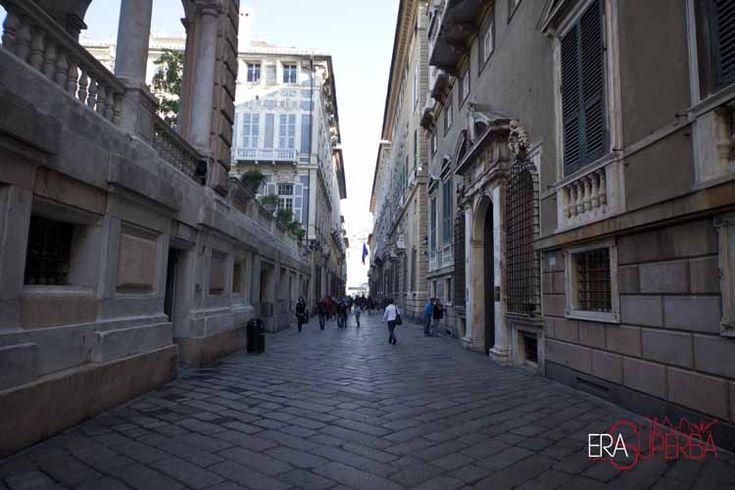 Genova le case chiuse e le signorine del centro storico for Due case di tronchi storia