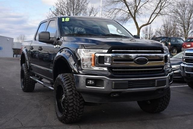 2018 Ford F 150 Xlt In 2020 Ford Trucks F150 Ford F150 Ford