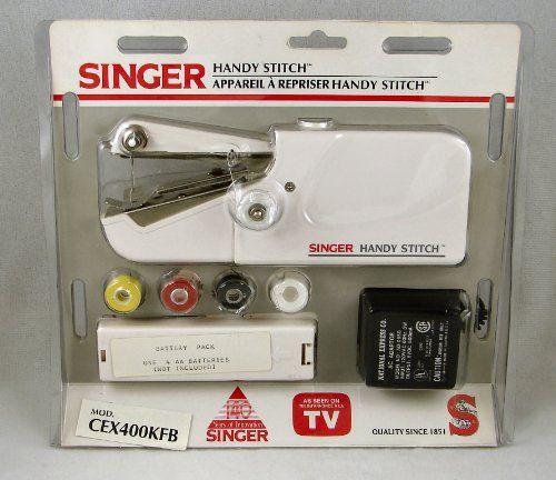 Singer Handy Stitch Model # Cex400kfb...