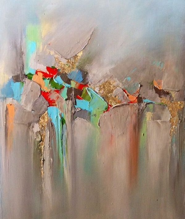 40 Elegant Abstract Painting Ideas For Inspiration Abstract Painting Modern Art Abstract Abstract Art Painting