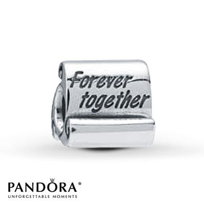 Pandora Forever Together Charm- one I first got from my love <3