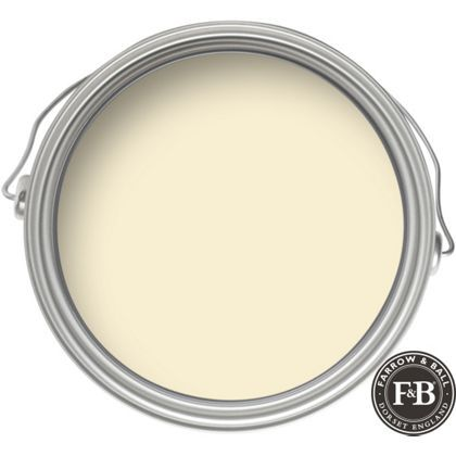 farrow ball modern tallow emulsion paint 2 5l farrow ball. Black Bedroom Furniture Sets. Home Design Ideas