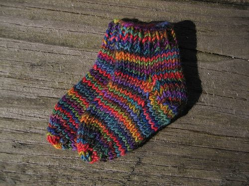 Ravelry: Baby Fixation Socks - Archived pattern by Stephanie/TX