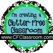 Great printables!!!  I can only dream of a clutter-free classroom...one day maybe!!!