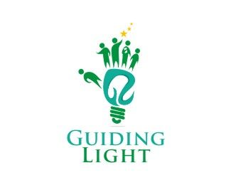 guiding light Logo design - Describe opens new insights to drive business.<br />guiding Price $200.00