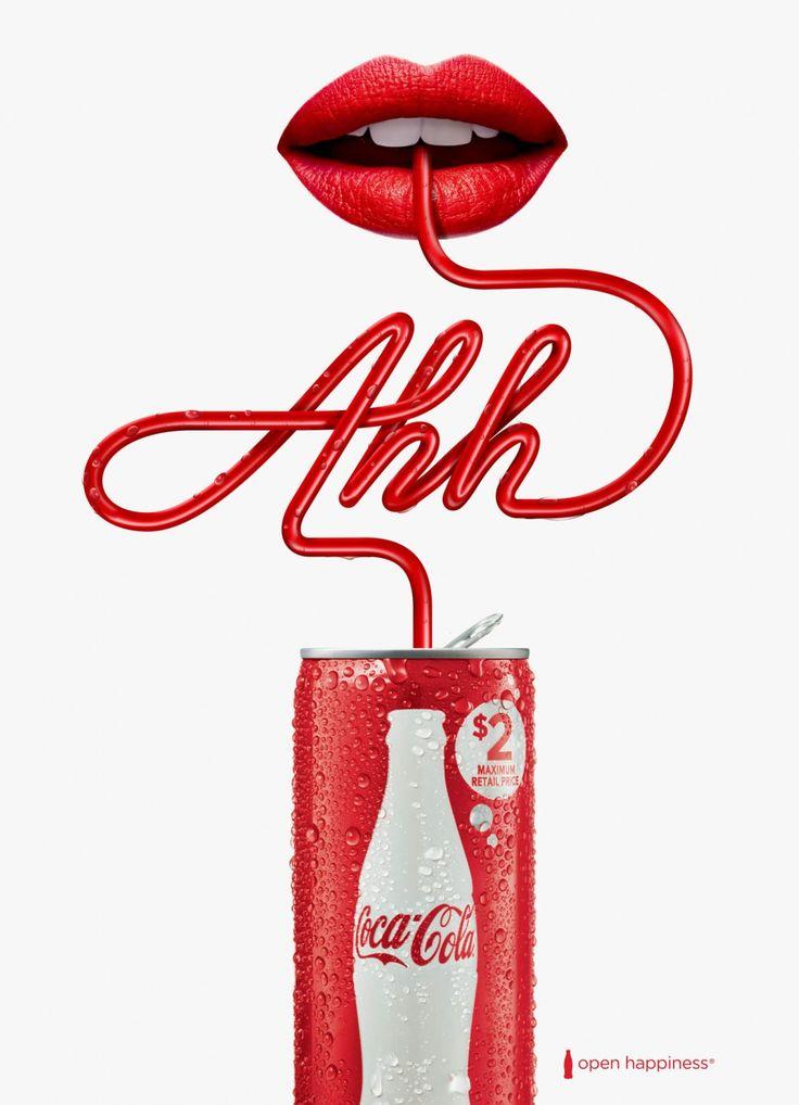 Alex Trochut  Coca Cola
