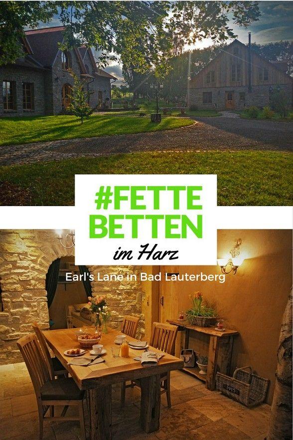 """Earl's Lane in Bad Lauterberg - einmalig und exklusiv in der Ferienwohnung """"Hester Street"""""""