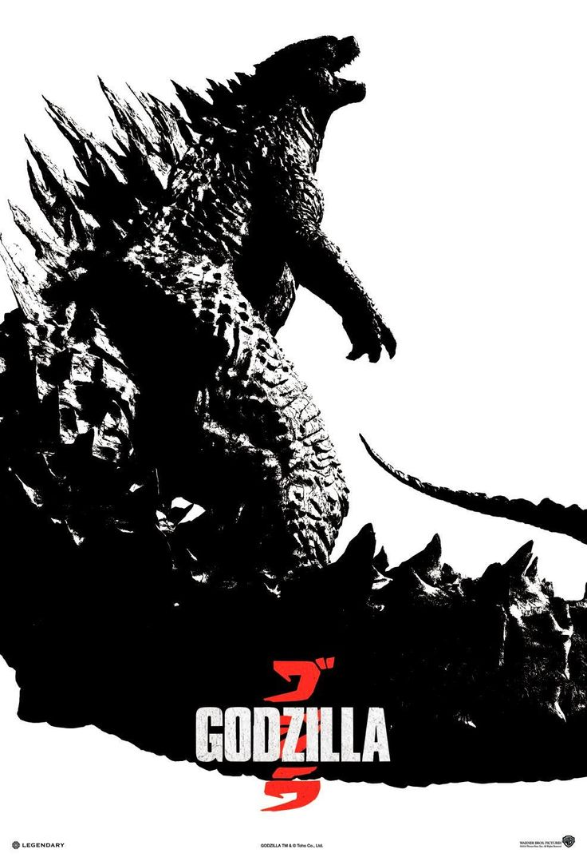 godzilla+clip+art | Nuevo poster e imagen de GODZILLA