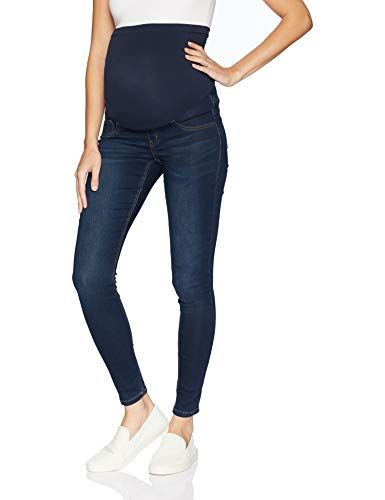 ae83fab0d2594 Beautiful Motherhood Maternity Motherhood Maternity Women s Maternity Plus- Size French Terry Secret Fit Belly Denim Jegging Women s Fashion Clothing  online.