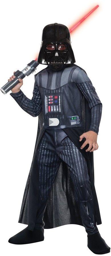 Rubie's Costumes Star Wars Darth Vader Costume (Little Boys & Big Boys)