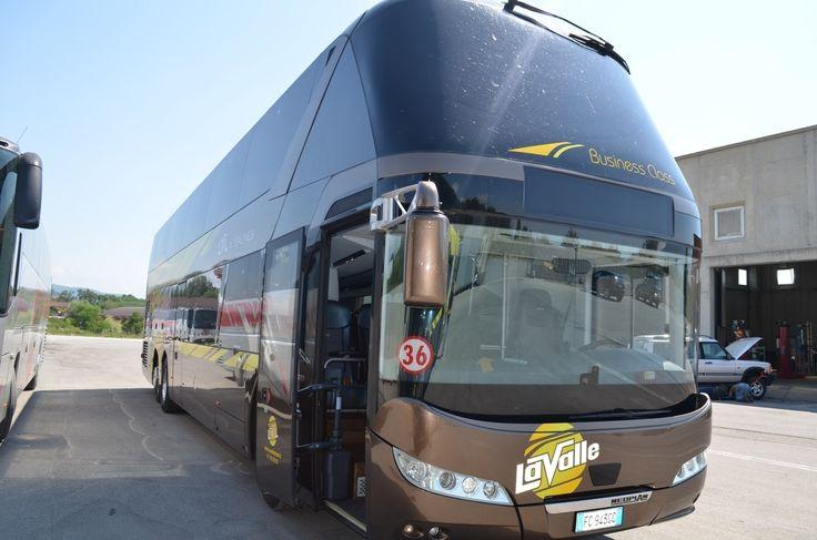 LVL Interlines srl .Autolinee La Valle Autobus, Bus