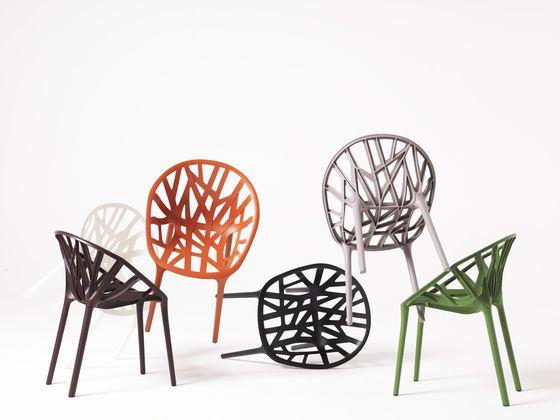 Vitra | venkovní židle Vegetal | design: Ronan & Erwan Bouroullec