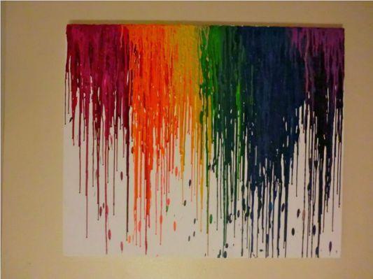 40 easy acrylic canvas painting ideas greenorccom - 973×730