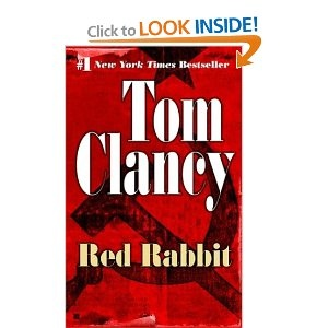 Red Rabbit: Worth Reading, Red Rabbit, Book Worth, Toms Clancy, Rabbit Toms, Favorite Book, Clancy Fiction, Rabbit Jack, Jack Ryan