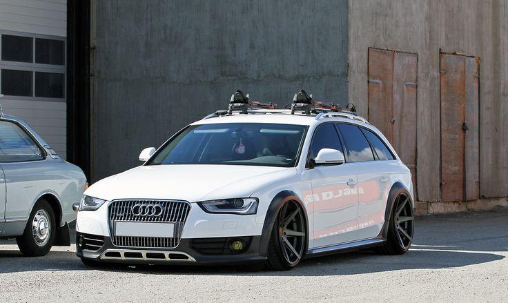 Audi Allroad                                                                                                                                                                                 More