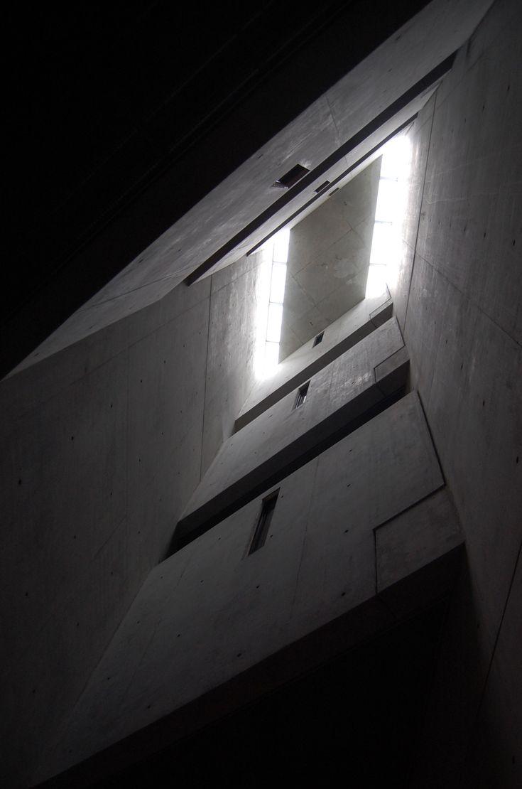 Daniel Libeskind - Musée juif Berlin - LANKAART