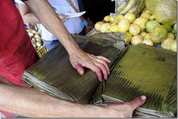 150 bolívares costará una hallaca esta navidad en Venezuela - http://www.leanoticias.com/2014/10/03/150-bolivares-costara-una-hallaca-esta-navidad-en-venezuela/