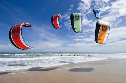 Kite Surfing #Barcelona #GowithOh