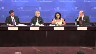 Brigitte Gabriel gives fantastic answer to muslim woman claiming all muslims are portrayed badly - YouTube