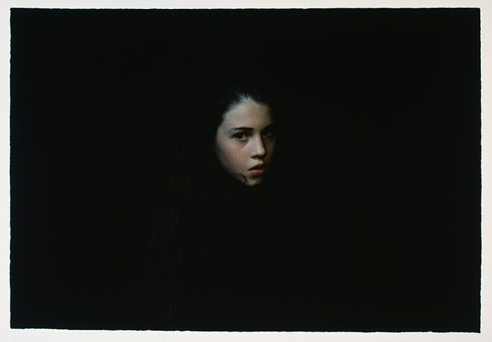Bill Henson  Untitled #3, 1998/1999/2000  Type C photograph  127 × 180cm