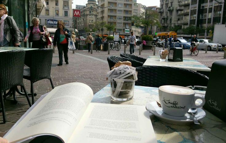 Cappuccino lover, Milano <3 #book #coffee #italy #italia