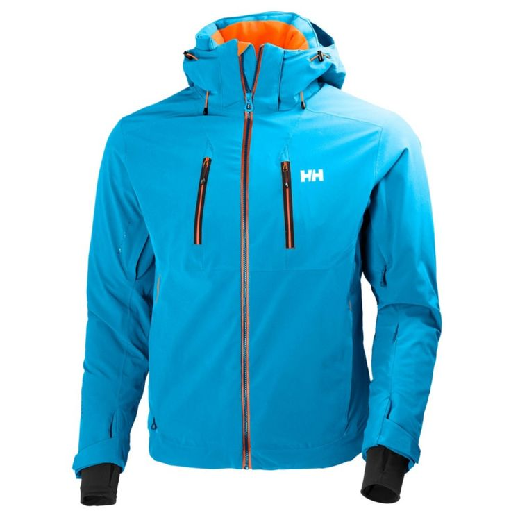 A best seller, the Alpha 2.0 Insulated Ski Jacket from Helly Hansen is designed to perform. Made to shield you from the..