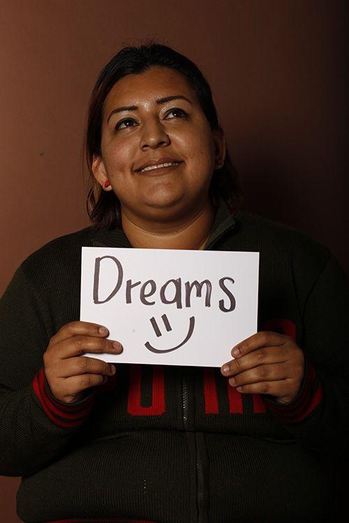 Dreams, Jessica Villarreal, Lic. En Educación, UMM, Monterrey, México