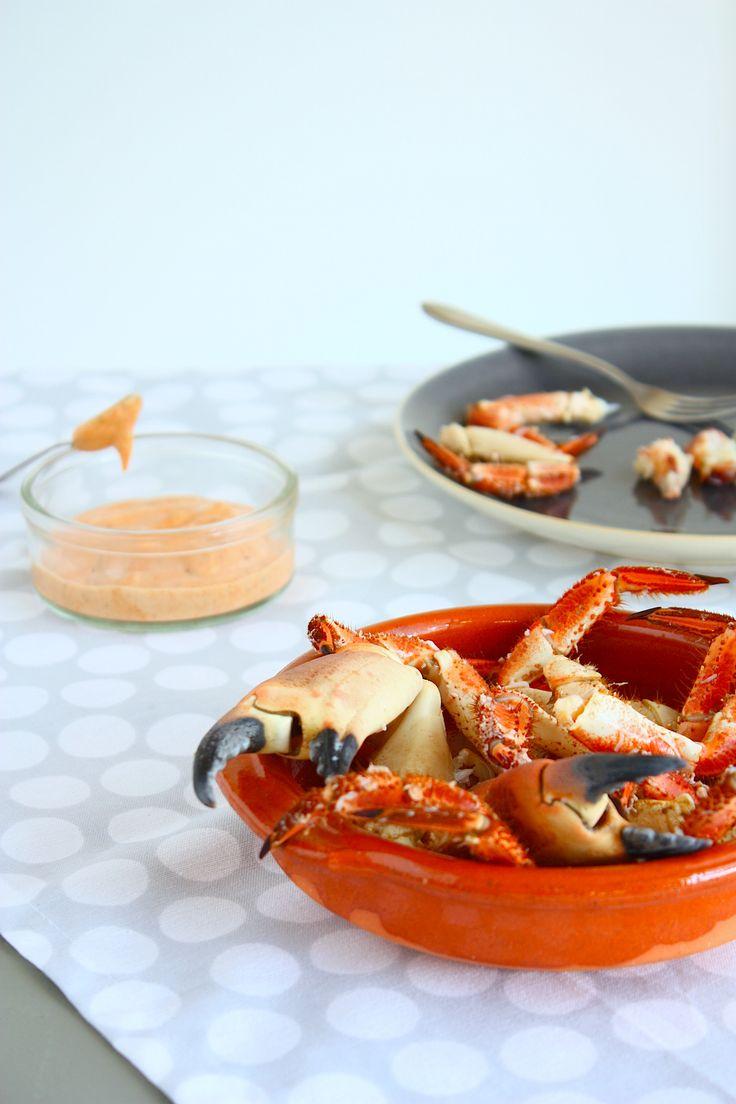 De Noordzeekrab is een delicatesse die dichtbij huis te vinden is. In deze special vertellen we hoe je deze bereidt en geven we het eerste recept // Francesca Kookt