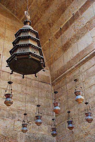 Mosque of Barquq Lanterns - Cairo, Egypt