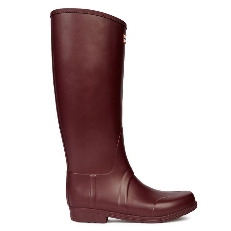 Sandhurst Nylon - Burgandy – Hunter Boots Australia