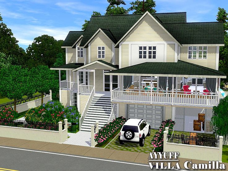 Best 25 sims 3 ideas on pinterest sims sims 4 house for Sims 3 houses plans
