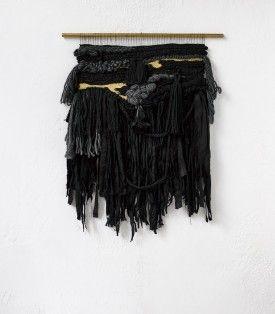 Reflection / Laine Toia Bespoke Weaving