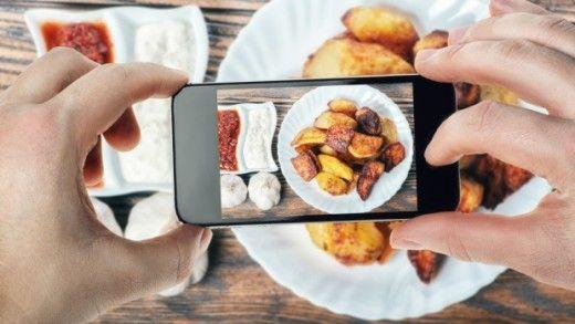 AVA'nın geliştirdiği uygulama sayesinde herhangi bir yemeğin fotoğrafını çektikten sonra kaç kalori olduğunu kolayca öğrenebileceksiniz.