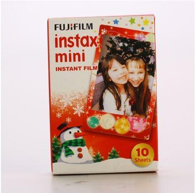 Christmas Fuji Instax Mini Film