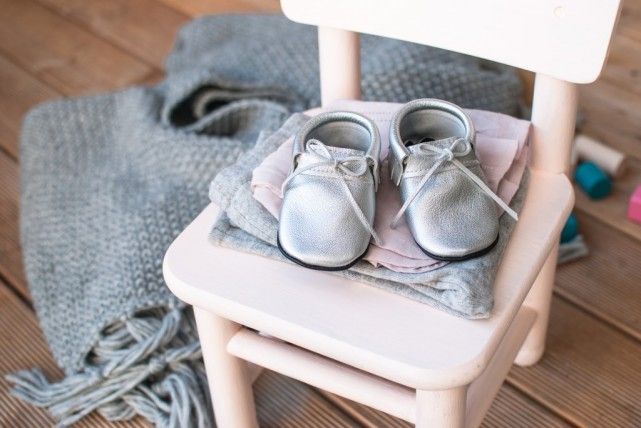 """Peach Plum Pair"" Baby Moccasins – A New Kid On The Block"