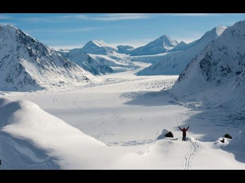 Helicopter Ski, USA